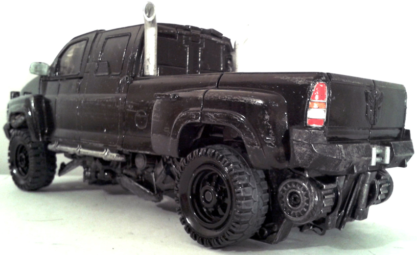 Collectionidwn Ironhide Transformers Truck