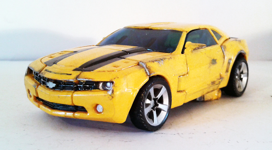 Bumblebee Car Transformers Movie